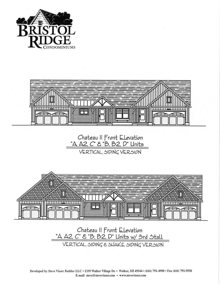 Condos In Grand Rapids Mi By Steve Visser Builders Steve